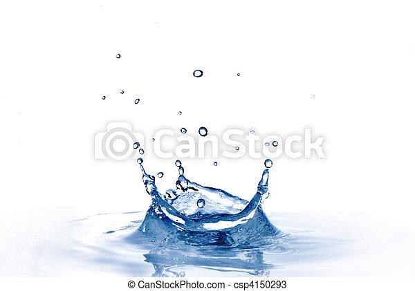 water splash - csp4150293