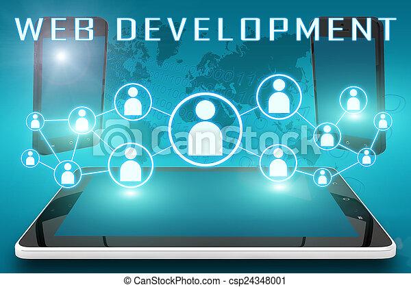 Web Development - csp24348001
